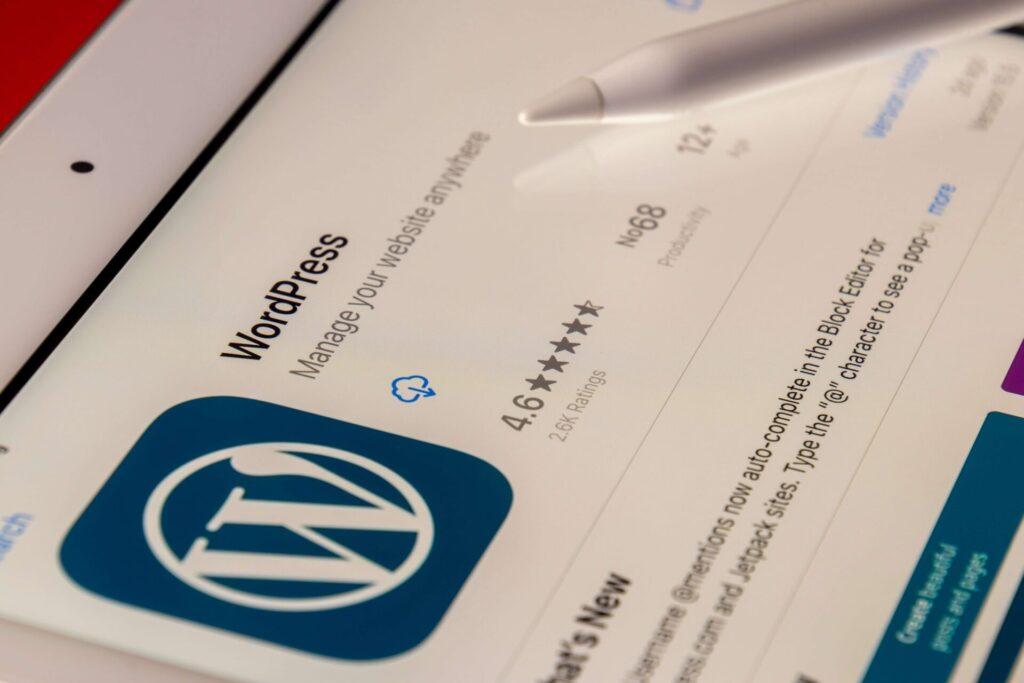 WordPressでブログを開設